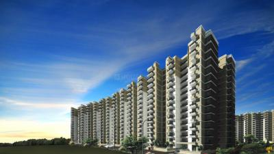Gallery Cover Image of 1575 Sq.ft 3 BHK Apartment for rent in Ridge Residency, Sector 135 for 16000