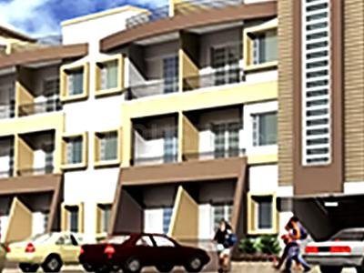 Gallery Cover Image of 2000 Sq.ft 3 BHK Villa for buy in Pushpanjali Dwarika, Dharamlok Nagar for 6500000