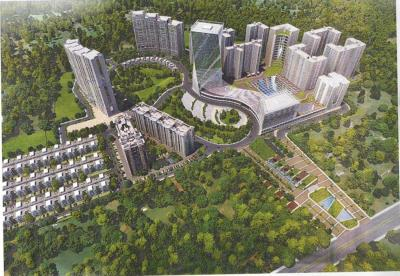 Gallery Cover Pic of Paarth Mega Township Apartment