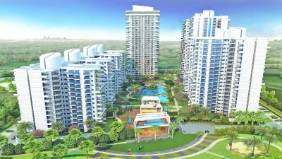 Gallery Cover Image of 1268 Sq.ft 2 BHK Apartment for buy in M3M Sierra 68, Sector 68 for 8500000