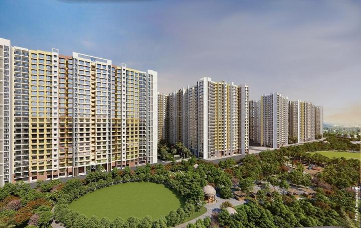 Gallery Cover Pic of Runwal Gardens Phase 2 Bldg No 18 To 23