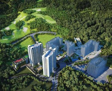Gallery Cover Pic of Golf Meadows Godrej City