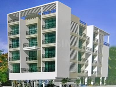 Gallery Cover Image of 655 Sq.ft 1 BHK Apartment for buy in White Lotus, Bhayandar East for 6000000