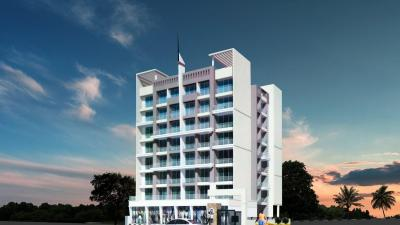 Gallery Cover Image of 1050 Sq.ft 2 BHK Apartment for buy in Ramdev Homes, Taloje for 5500000