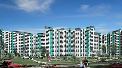 Gallery Cover Image of 1255 Sq.ft 2 BHK Apartment for rent in Ajnara Homes by Ajnara India Ltd., Sector 118 for 14800