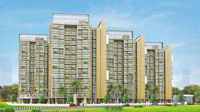 Gallery Cover Image of 1150 Sq.ft 2 BHK Apartment for buy in Akshar Estonia, Dronagiri for 7000000