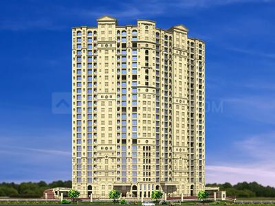Gallery Cover Image of 600 Sq.ft 1 BHK Apartment for rent in Hiranandani Lavinia, Thane West for 23000