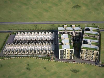Gallery Cover Image of 961 Sq.ft 2 BHK Apartment for buy in Sarthak Estate, Mirjapur for 2600000