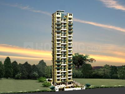 Gallery Cover Image of 1200 Sq.ft 2 BHK Apartment for buy in Innovative Heights, Kharghar for 9600000