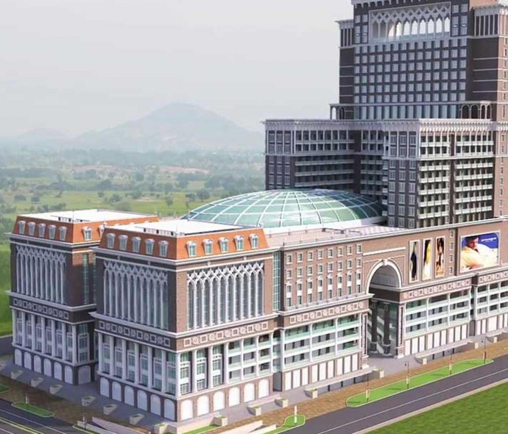Gallery Cover Pic of PKS Town Central Phase II