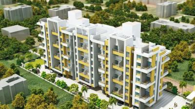 Gallery Cover Image of 930 Sq.ft 2 BHK Apartment for buy in Kamal The Wave, Wakad for 5800000