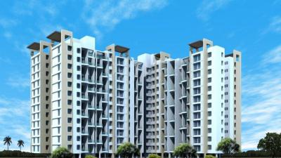 Gallery Cover Image of 1032 Sq.ft 2 BHK Apartment for rent in Shriram La Tierra, Dhanori for 22000
