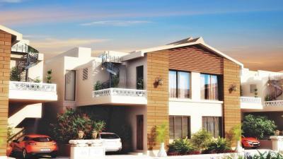 Gallery Cover Image of 510 Sq.ft 1 BHK Villa for buy in Ananta Swagatam, Atladara for 4400000