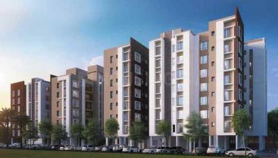 Gallery Cover Image of 672 Sq.ft 1 BHK Apartment for buy in PS Equinox, Tangra for 4400000