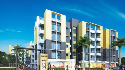 Gallery Cover Image of 1143 Sq.ft 3 BHK Apartment for rent in Magnolia Vardaan, Chotto Chandpur for 15000