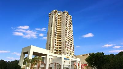 Gallery Cover Image of 1000 Sq.ft 3 BHK Apartment for rent in Pataskar Eclat, Thane West for 32000