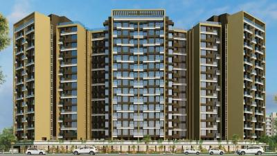 Gallery Cover Image of 512 Sq.ft 1 BHK Apartment for buy in SB Blu Pearl, Virar West for 3920000