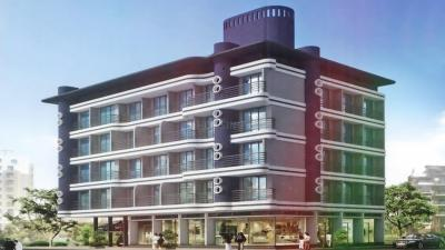 Gallery Cover Image of 1571 Sq.ft 2 BHK Apartment for buy in Tharwani Krupa, Kamothe for 10600000