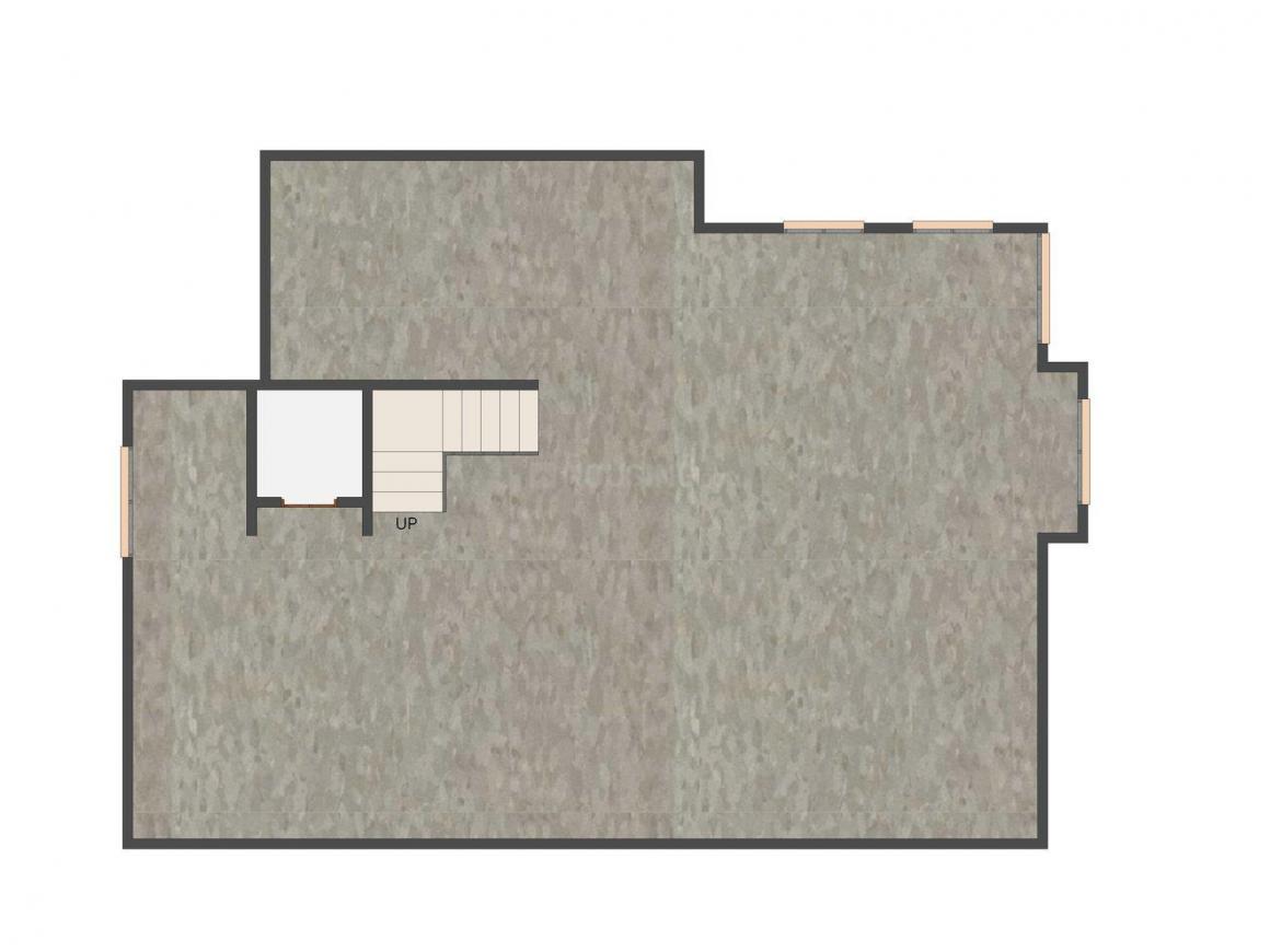Emaar Marbella Floor Plan: 4 BHK Unit with Built up area of 5605 sq.ft 1