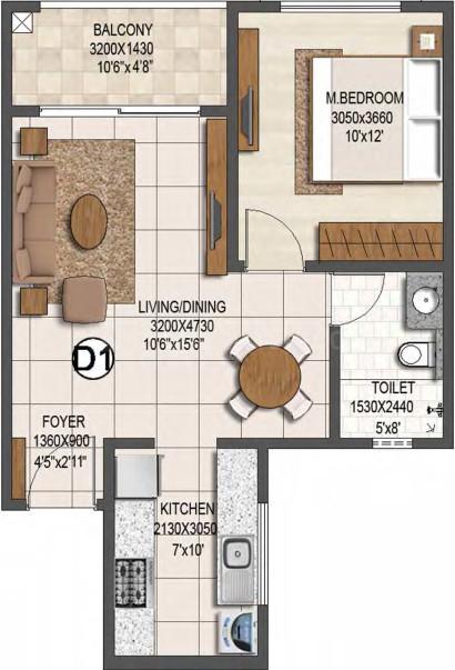 Brigade Buena Vista In Bommenahalli Price Reviews Floor Plan