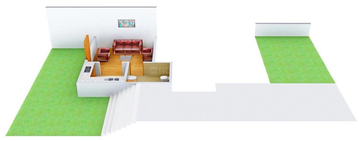 Floor Plan Image of 2223 - 3128 Sq.ft 3 BHK Villa for buy in Micasa Villas