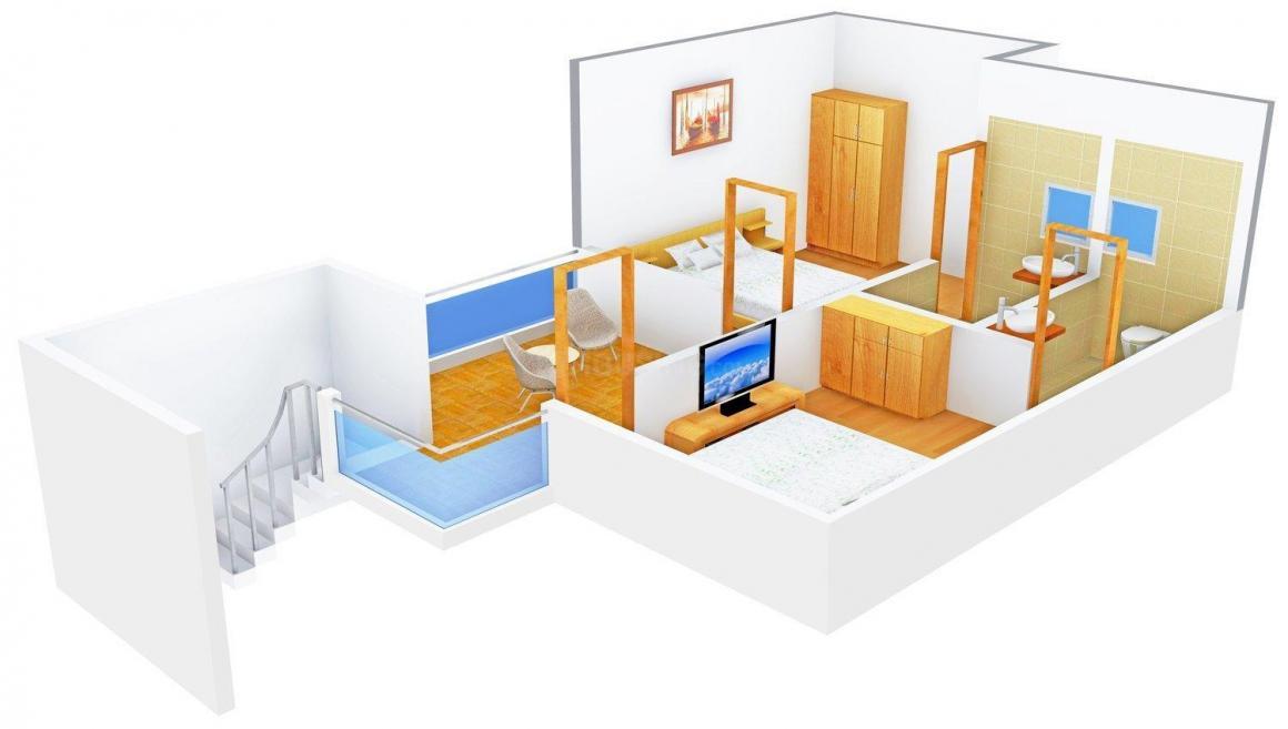 3D - Upper Floor