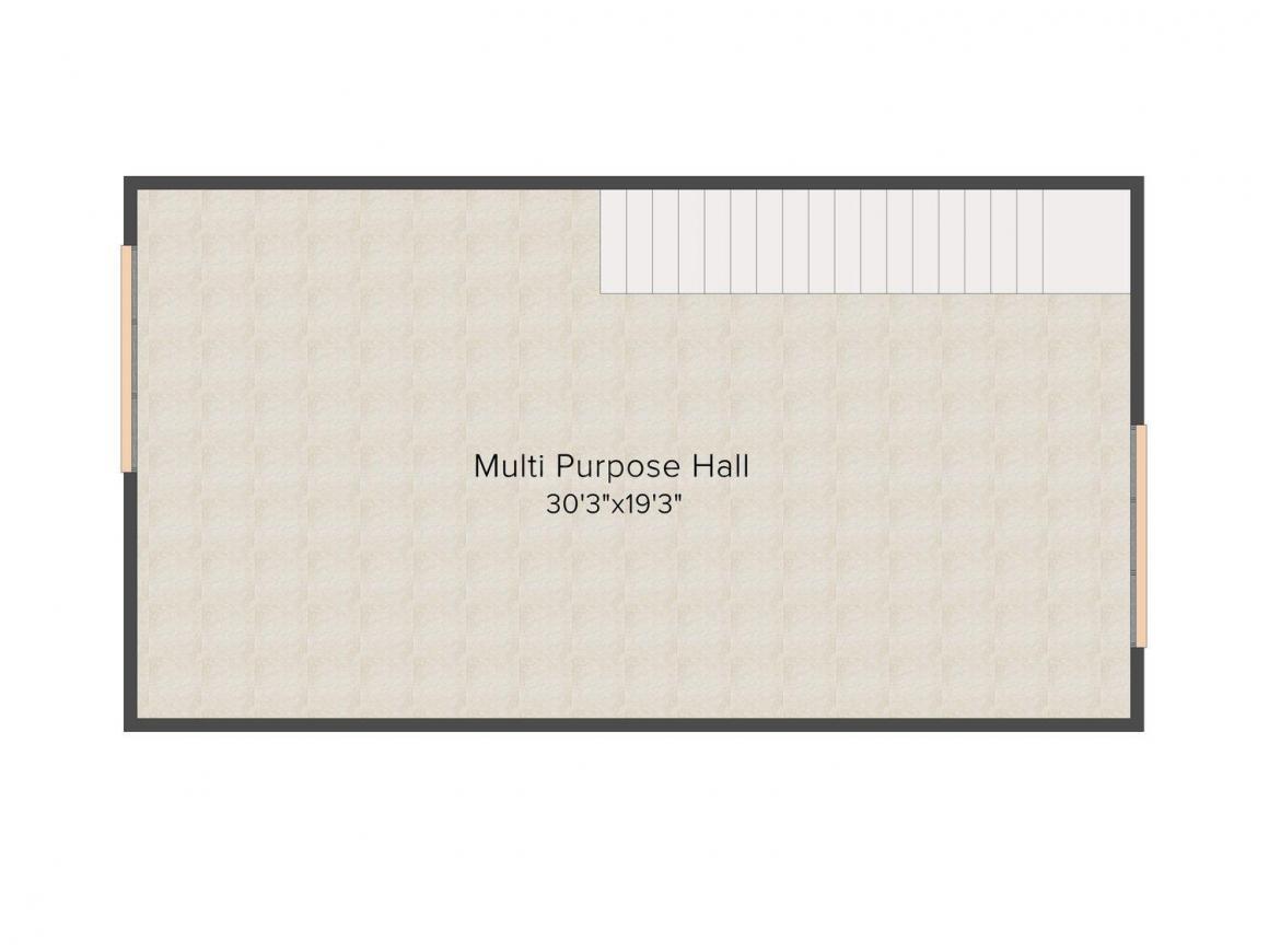 Floor Plan Image of 2895.0 - 3965.0 Sq.ft 3 BHK Villa for buy in UDB Villa Grande
