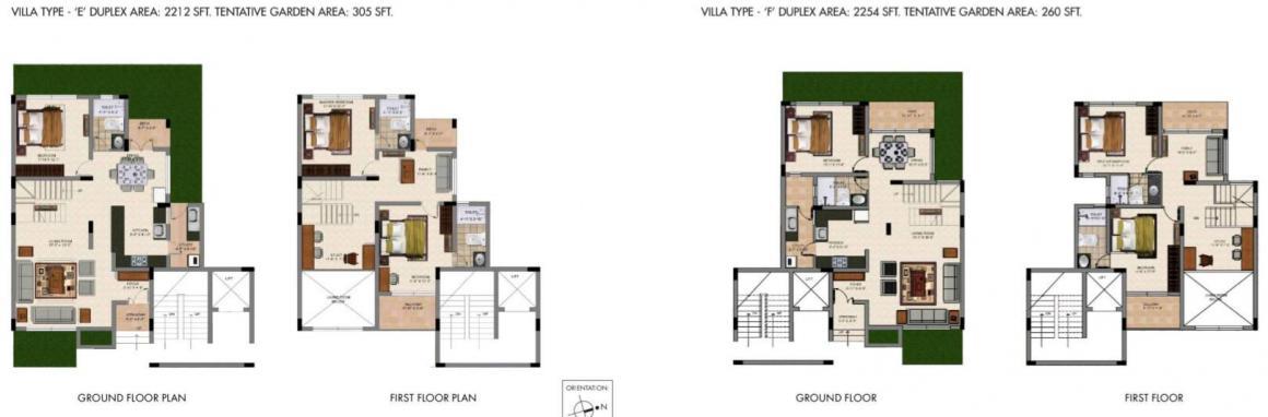 Valmark City Ville In Bannerghatta Road Bannerughatta Price Reviews Floor Plan