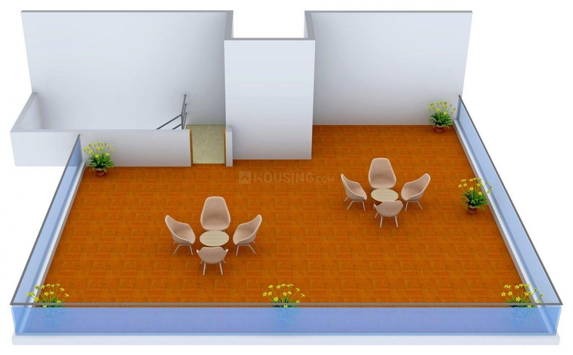 Arham Felicia Floor Plan: 4 BHK Unit with Built up area of 3252 sq.ft 8