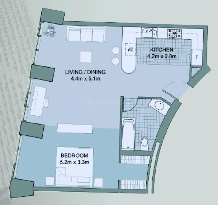 Cayan Tower In Dubai Marina Price Reviews Floor Plan