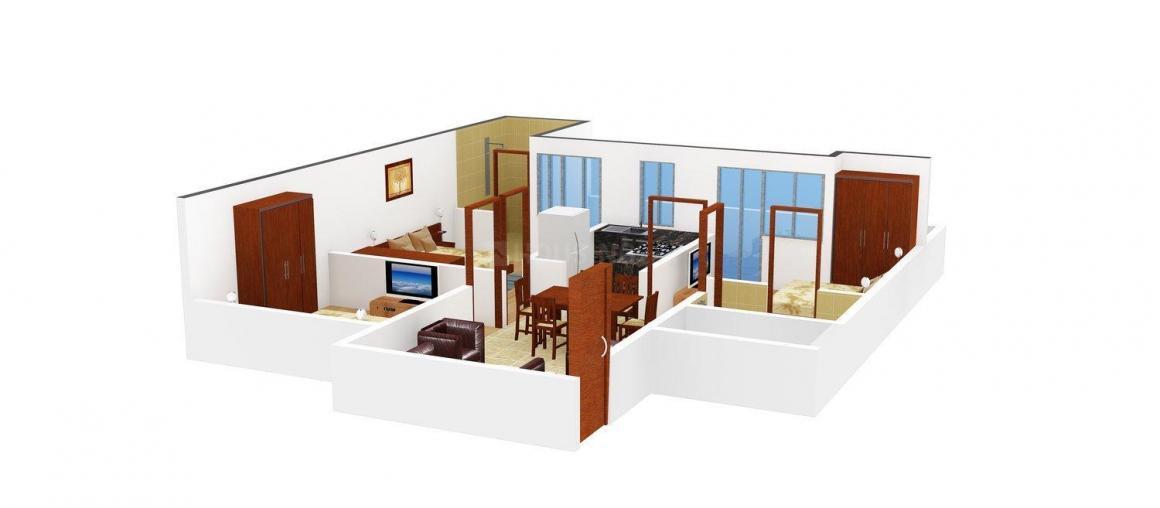 Floor Plan Image of 0 - 2115.0 Sq.ft 3 BHK Independent Floor for buy in Shiv Shakti Floors 4