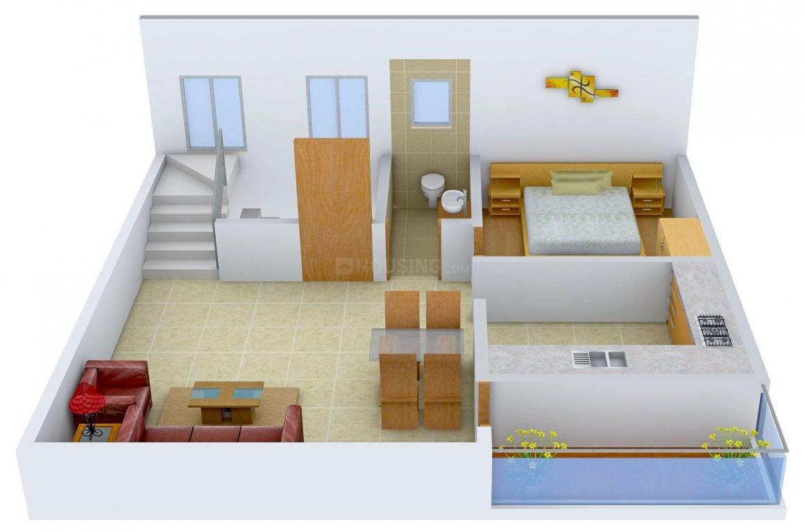 Floor Plan Image of 0 - 1749 Sq.ft 3 BHK Villa for buy in Annai Anish Villa