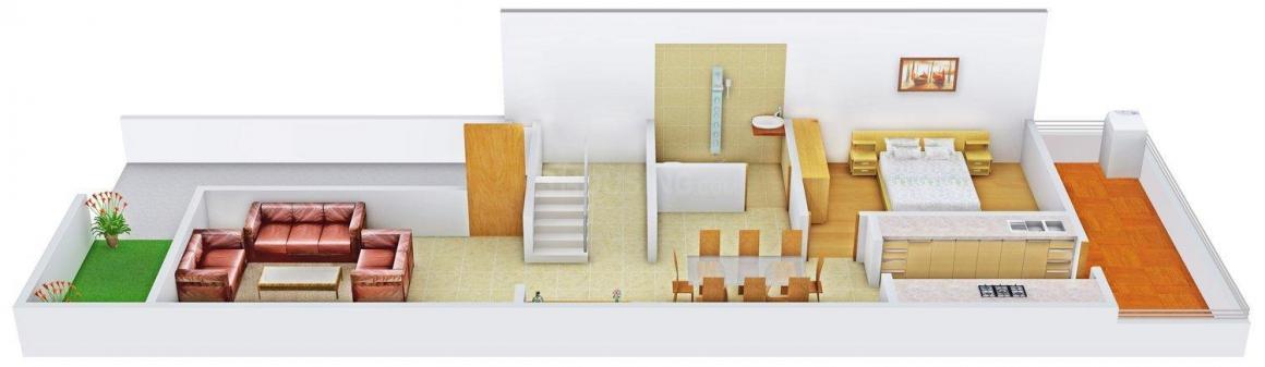 5 BHK Row House