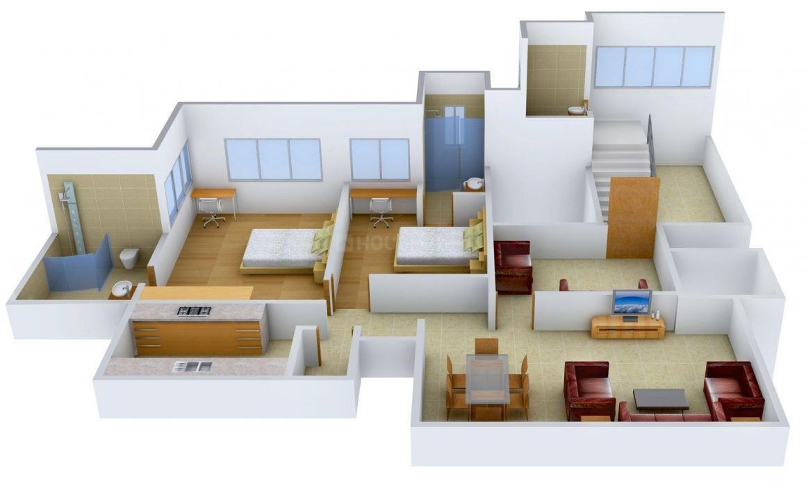 4 BHK Penthouse
