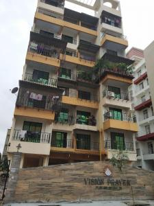 Gallery Cover Image of 675 Sq.ft 1 BHK Apartment for rent in Ulwe for 11000