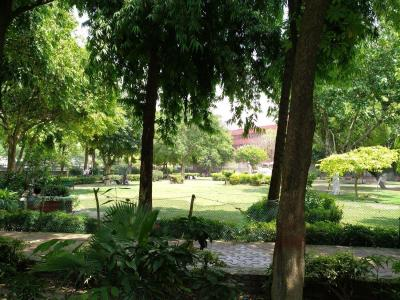 Parks Image of 350 Sq.ft 1 RK Independent House for buy in Gautam Nagar for 2800000
