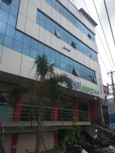 Hospitals & Clinics Image of 900 Sq.ft 2 BHK Apartment for rentin Sayeedabad for 12000