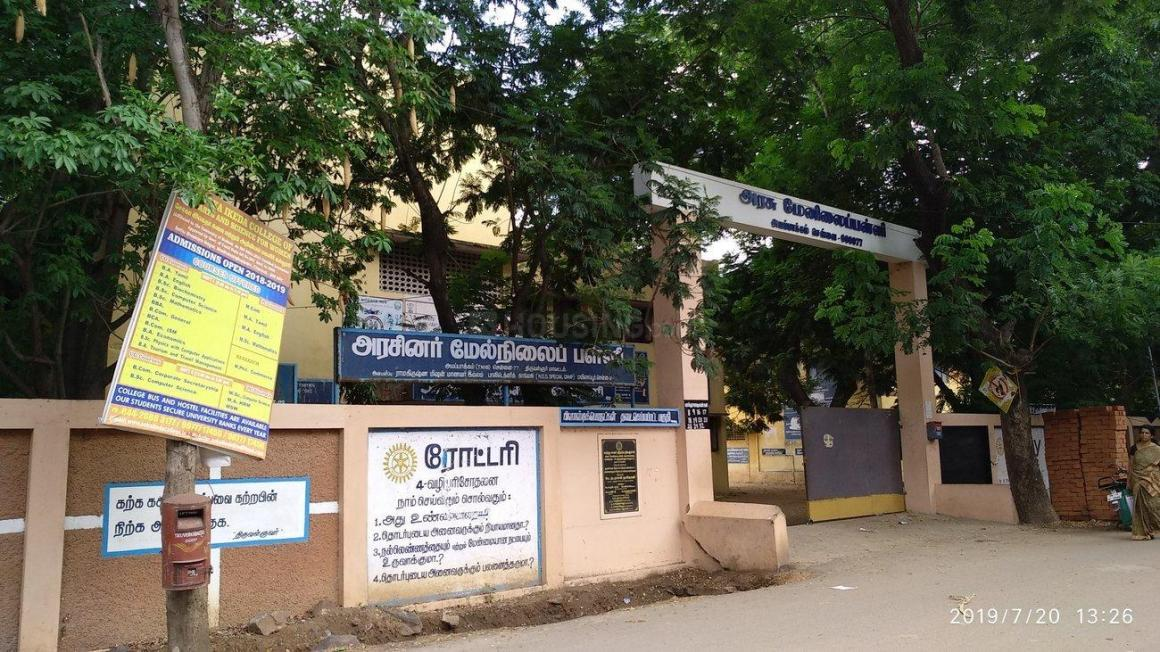 Schools & Universities Image of 750 Sq.ft 3 BHK Independent House for buy in Ayappakkam for 3100000