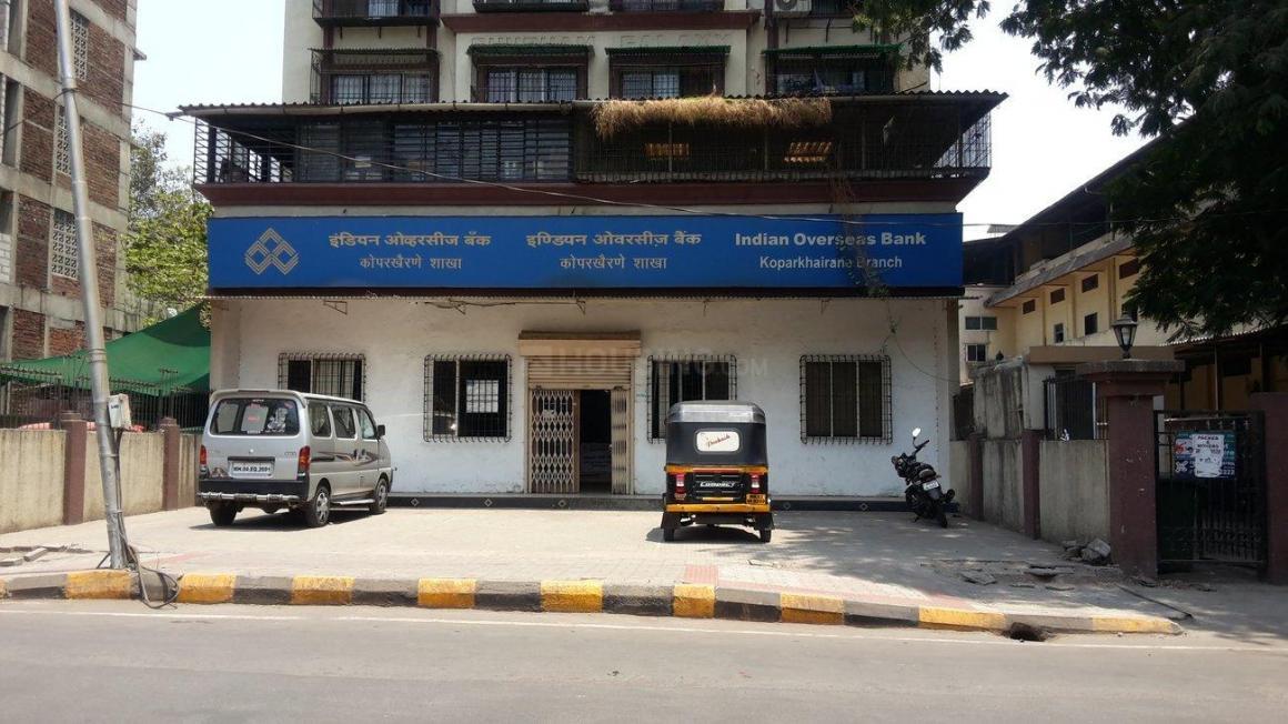 Banks Image of 650 Sq.ft 1 BHK Apartment for buy in Kopar Khairane for 6500000