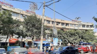 Shopping Malls Image of 975 - 2000 Sq.ft 2 BHK Apartment for buy in  BU SFS Flats