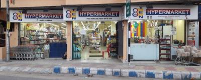 Groceries/Supermarkets Image of 550 Sq.ft 1 BHK Apartment for rent in Kaikhali for 6500