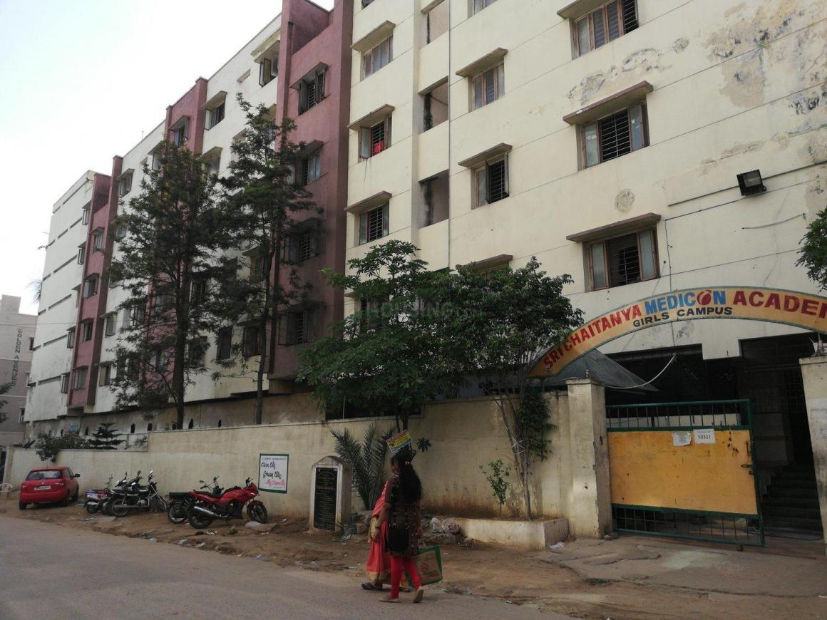 Sri Chaitanya Junior College Girls Medicon