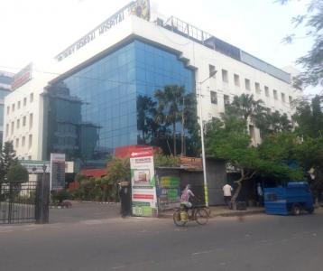 Hospitals & Clinics Image of 900 Sq.ft 2 BHK Apartment for rentin Niravra Cooperative Housing Society, East Kolkata Township for 13000
