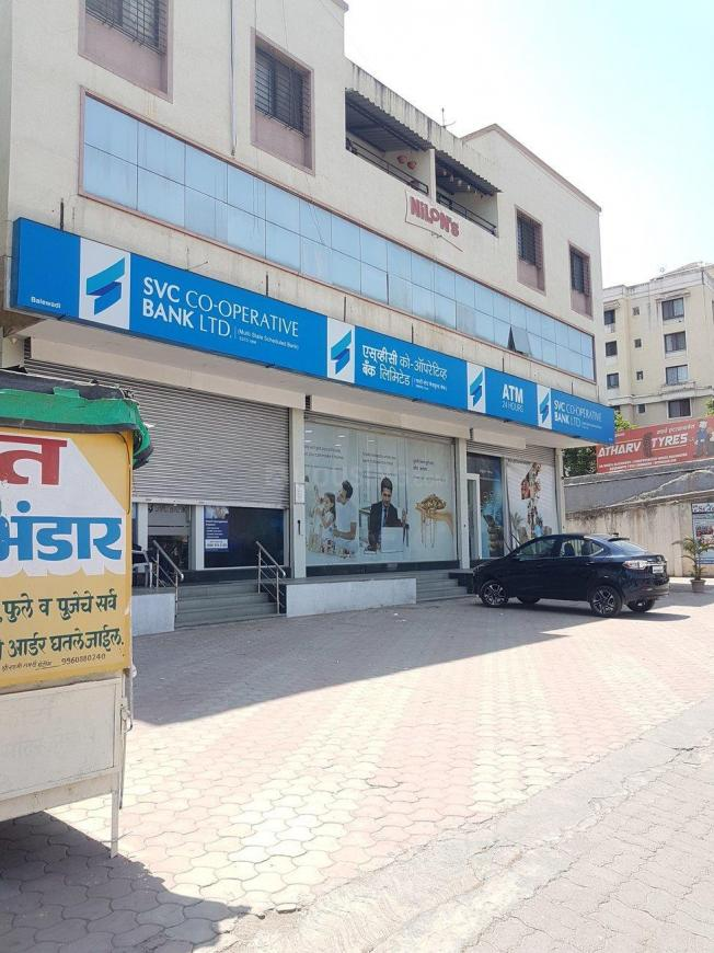 Banks Image of 641.1 - 3076.33 Sq.ft 1 RK Apartment for buy in S K Business Park