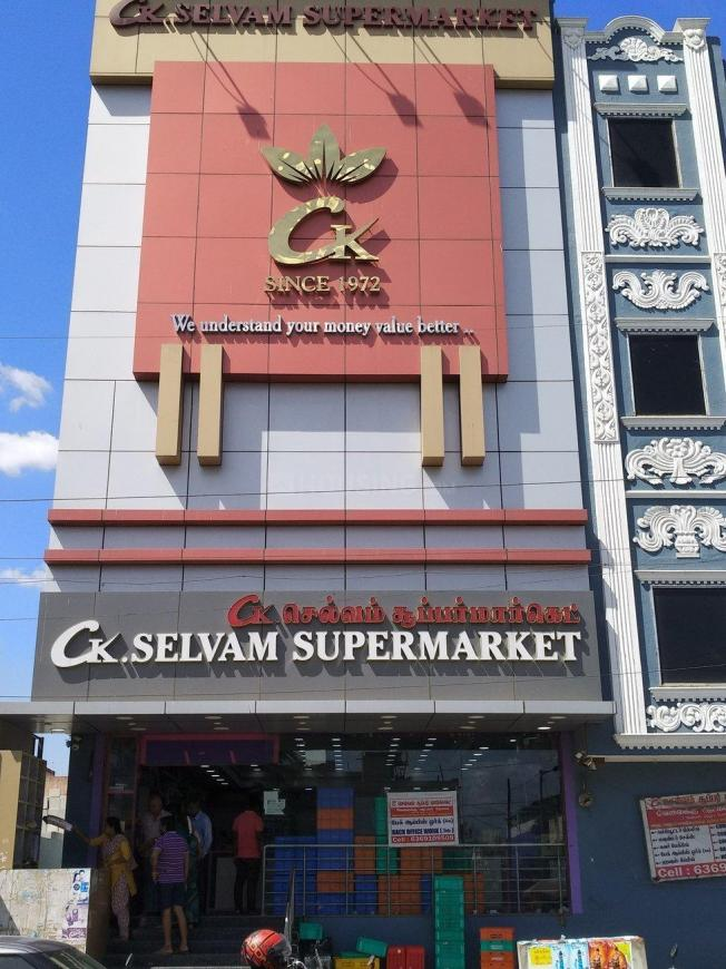 Groceries/Supermarkets Image of 1330 Sq.ft 3 BHK Apartment for buy in Madipakkam for 6500000