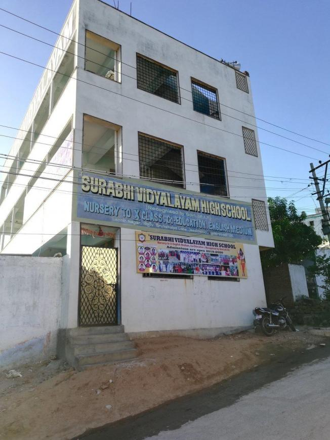 Schools & Universities Image of 900 Sq.ft 1 BHK Independent House for buy in Jagadgiri Gutta for 5000000