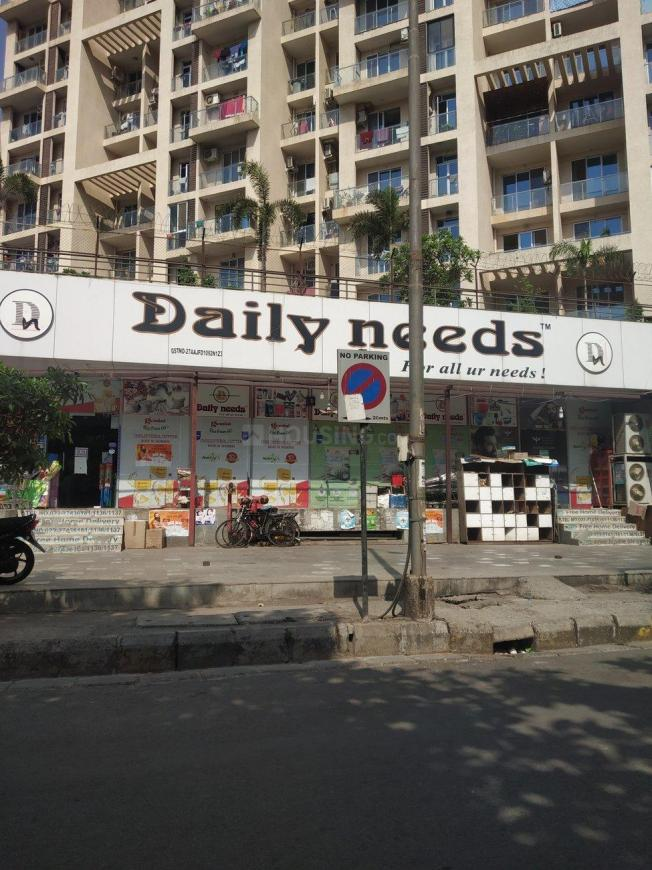 Groceries/Supermarkets Image of 0 - 500.0 Sq.ft 1 BHK Apartment for buy in Bhoomi Shubh Kalash Complex