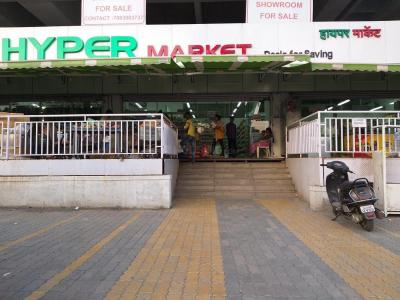 Groceries/Supermarkets Image of 600 Sq.ft 1 BHK Apartment for buy in Varanasi Society, Warje for 3500000