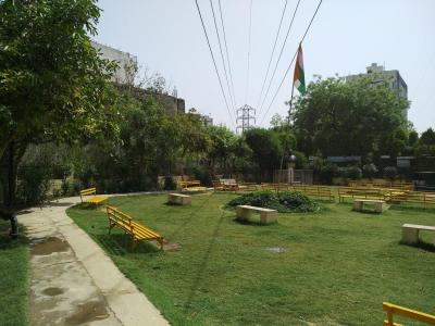 Parks Image of 1100 Sq.ft 2 BHK Apartment for buy in DDA Freedom Fighters Enclave, Said-Ul-Ajaib for 4350000