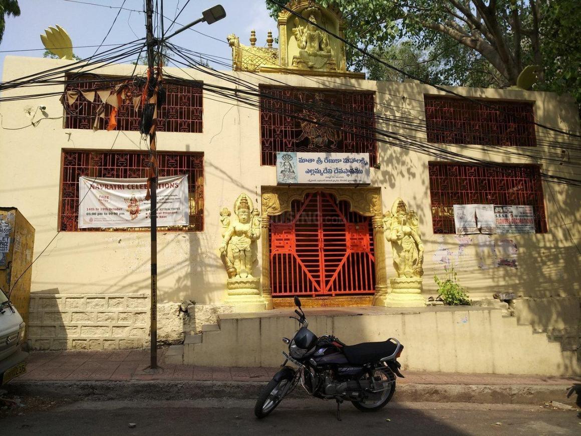 Yellamma Thalli Temple